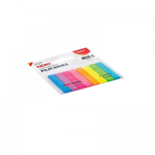 Индекс NOKI СМЗ, 12400,1 5 цвята, 45  х 8 мм.