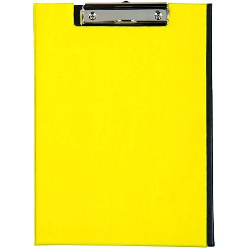 Клипборд Lizy 803 с капак, A4, неон - Канцеларски материали за офиса и училището | Акварел
