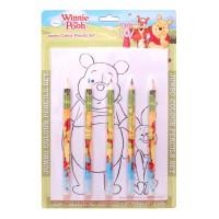 Дисни Мечо Пух / Disney Winnie the Pooh / креативен комплект за оцветяване