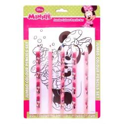 Дисни Мини / Disney Minnie / креативен комплект за оцветяване