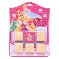 Дисни печати Disney Palace Pets 5+1 детски комплект