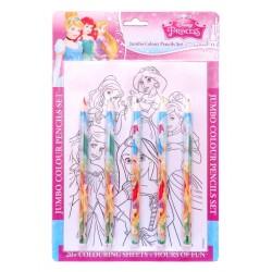 2.Дисни Принцеса / Disney Princess / креативен комплект за оцветяване
