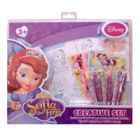 Дисни София / Disney Sofia / креативен комплект за оцветяване