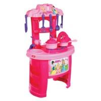 Детска кухня с аксесоари, пластмасова