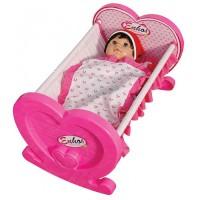 Легло за кукли - тип люлка 7348