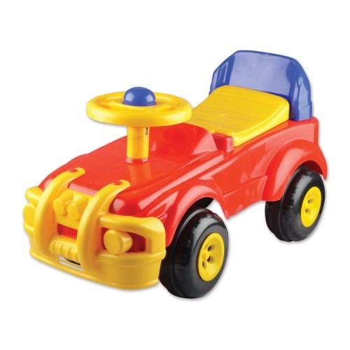 Детска кола за бутане - 61 см. - Канцеларски материали за офиса и училището | Акварел