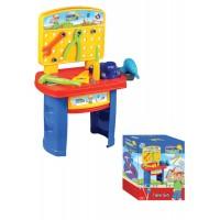 Детска работилница - маса с инструменти