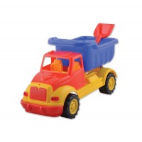Камионче с лопатка, пластмасово - 30 см.
