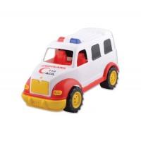 Линейка, пластмасова, играчка- 28 см.