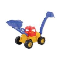 Пластмасов Багер / фадрома, играчка - 32 см.