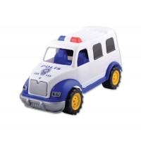 Полицейска кола, пластмасова - 28 см.