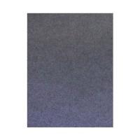Цветен картон перла 50 х 70 см., 250 гр. цвят син Majestic, модел 806