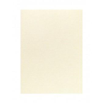 Цветен картон перла 50 х 70 см., 250 гр. цвят жълт Ivory Yellowfish, модел 702