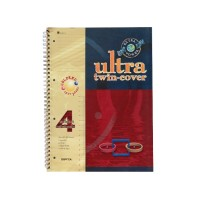 Тетрадка Ultra, 20 x 28 см, мека корица