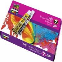 Маслени бои 7 цвята NOVA COLOR 125