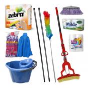 Почистващи средства за дома и офиса