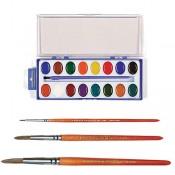 Бои и четки за рисуване