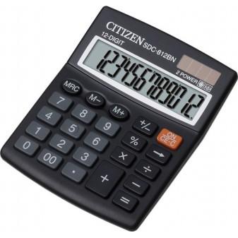Калкулатор Citizen SDC-812 12 разряден