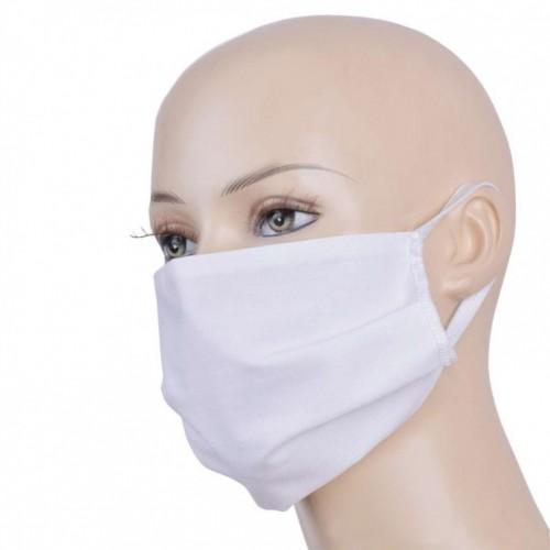 Трислойна филтрираща маска за многократна употреба