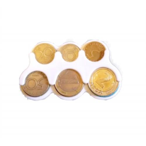 Монетник за кола, малък - Акварел | Канцеларски материали за офиса и училището