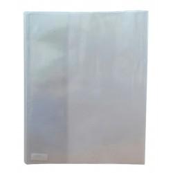 Подвързия за Буквар, 280 x 490 мм, отворена, прозрачна, 120 микрона - Канцеларски материали за офиса и училището   Акварел
