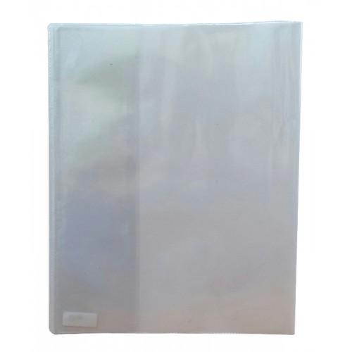 Подвързия за Буквар, 285 x 490 мм, отворена, прозрачна, 120 микрона