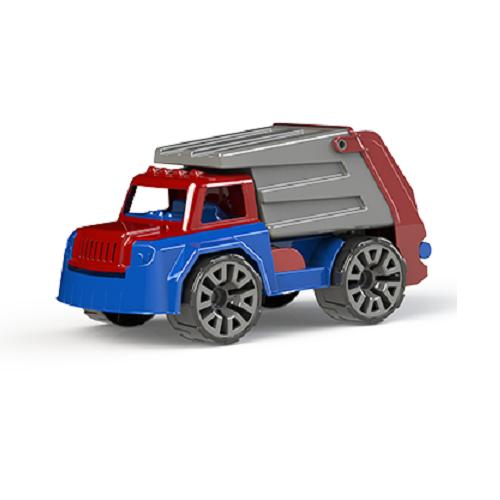 Камион за смет в мрежа 17см - Акварел | Канцеларски материали за офиса и училището