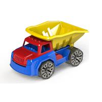 Камионче 30см, детско, пластмасово в мрежа