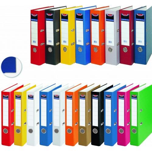 Класьор Noki за документи A4, 7 см гръб, с метален кант / лайсна - Канцеларски материали за офиса и училището | Акварел