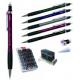 Автоматични моливи и графити - Канцеларски материали за офиса и училището | Акварел
