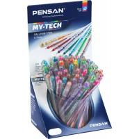 Дисплей цветни химикали MY-TECH Colored 2240 60 бр. 0.7 мм.