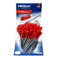 Дисплей химикал PENSAN Triball 1003 - 60 бр. цвят червен