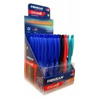 Дисплей с автоматични химикали Pensan Dokusoft 4500/S 4 цвята 36 бр.