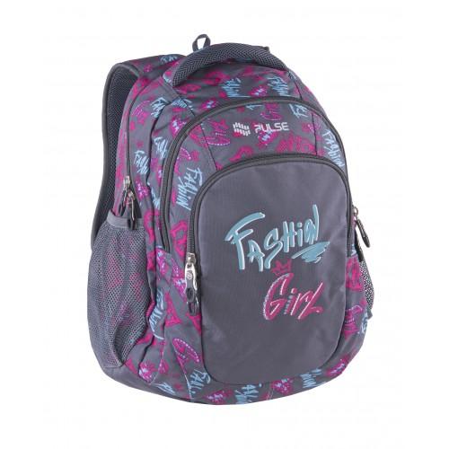 РАНИЦА PULSE TEENS FASHION GIRL 121448 - Акварел   Канцеларски материали за офиса и училището