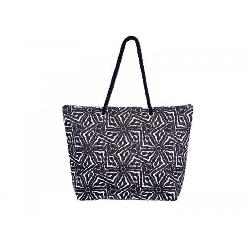 Плажна чанта PULSE MARRAKECH BLACK X20944 - черна - Канцеларски материали за офиса и училището | Акварел