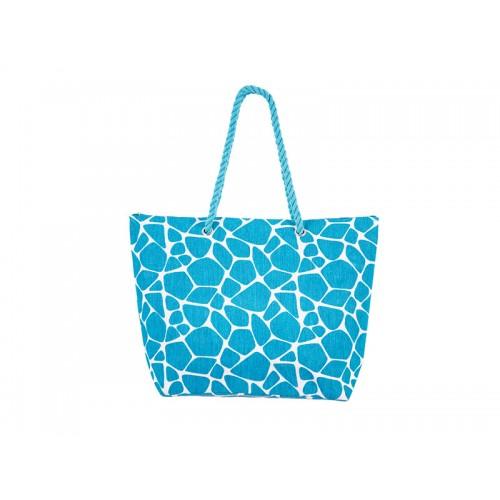 Плажна чанта PULSE MARRAKECH LIGHT BLUE X20942 - светлосиня - Канцеларски материали за офиса и училището | Акварел