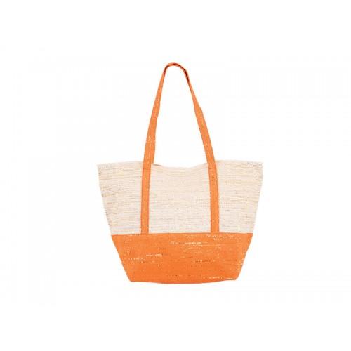 Плажна чанта PULSE VARNA ORANGE X20935 - оранжева