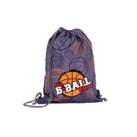 Детски сак PULSE ANATOMIC B BALL X20899 за гимнастика - сив