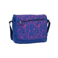 Чанта за през рамо PULSE MUSIC PINK WATER X20762 с две отделения
