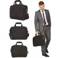 """Бизнес чанта PULSE X20254 с две отделения и преграда за 15""""лаптоп"""