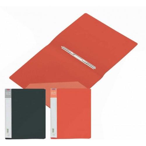 Папка PVC с метална пружина NOKI F-101 - Канцеларски материали за офиса и училището | Акварел
