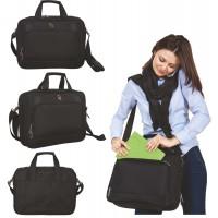 """Бизнес чанта PULSE X20252 с 2 отделения и преграда за 15"""" лаптоп"""