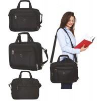 """Бизнес чанта PULSE X20255 с две отделения и преграда за 14""""лаптоп"""