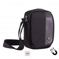 Чанта PULSE X20128 с едно главно и едно лицево отделения