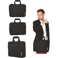"""Бизнес чанта PULSE X20251 с две основни отделения и преграда за 14""""лаптоп"""