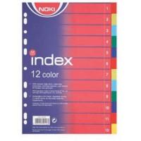 Разделител Noki PVC 2 х 6 цвята