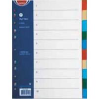 Разделител Noki PVC 2 x 5 цвята