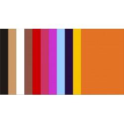 Цветен картон, 150 гр, 50 x 70 см - Канцеларски материали за офиса и училището   Акварел
