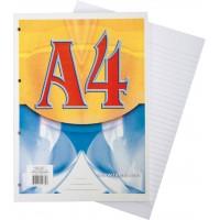 Хартия, А4, линия, офсет, 100 броя