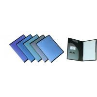 Папка Data Bank А4 PVC с блокнот и джоб за визитки PVC